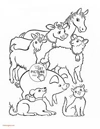 Animal Farm Coloring Pages Best Collections Of Free Animal Coloring