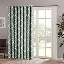 madison park saratoga 84inch grommet top patio door window curtain panel drapes for patio doors m34 patio