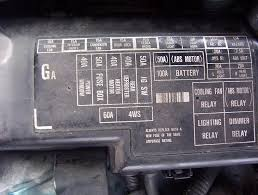 pic request fuse box diagram for si lude honda tech pic request fuse box diagram for 94 si lude honda tech