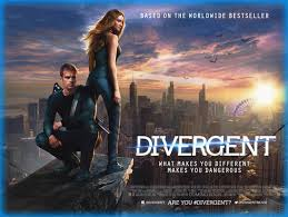 divergent movie review film essay