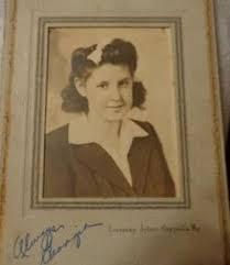 Mrs Georgia Griffey Ratliff (1894-1990) - Find A Grave Memorial