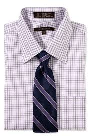 Pattern Shirt With Pattern Tie