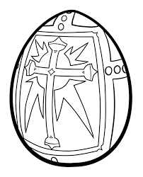 Small Picture Religious Easter Egg Coloring Page Creative Ads and more