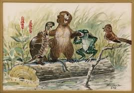 Art pictures - Artist Maurice Day