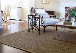 seagrass rugs living room dining room chic french style