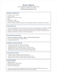 Classy Nice Resumes For Freshers About Resume Format Beautiful Doc