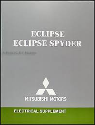 wiring diagram for a 2000 mitsubishi eclipse the wiring diagram 2006 mitsubishi eclipse spyder wiring diagram manual original wiring diagram