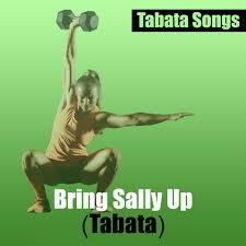 View all credits 3 10.7k 7 [chorus: Bring Sally Up Tabata Single By Tabata Songs Spotify