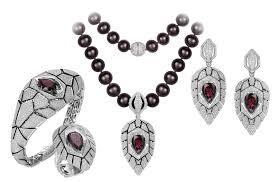 singapore parure by chamovskikh jewellery house featuring rubellites and diamonds