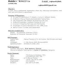 memory test engineer sample resume proficient in software for resume  download database test engineer sample resume
