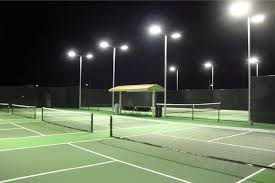 How Much Does It Cost To Light A Tennis Court Lights By The Tennis Courts Presumptuous Ponderings