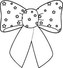 Small Picture 4th Of July Bow Coloring Page Wecoloringpage