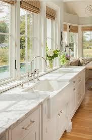 white country kitchen farmhouse sink