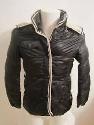 Image is loading Original-Vintage-blue-Moncler-coat-jacket-puffa-quilted-