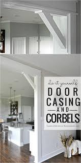 Doorway Trim Molding 377 Best Moldings And Doors Images On Pinterest Diy Door