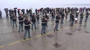 Συναυλία με την μπάντα του Γ΄ Σώματος Στρατού