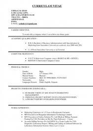 Us Resume Format Awesome Usa Resume Format Nhtheatreorg