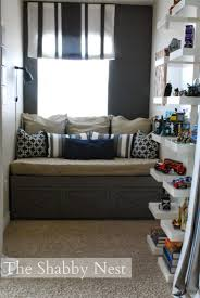 Loft Bedroom Privacy The Shabby Nest How To Decorate Making A Rental Or Any Space