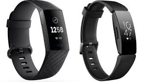 Fitness Bracelet Comparison Chart Fitness Tracker Review Fitbit Charge 3 Vs Fitbit Inspire Hr