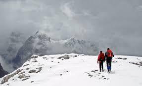 Winter Mountaineering Scotland | Training Courses