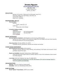 Job Accomplishments List High School Accomplishments On Resume My First Job Samples For