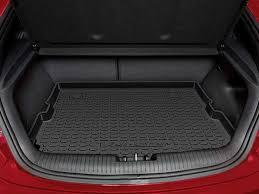 hyundai veloster interior trunk. cargo liner rubber hyundai veloster interior trunk