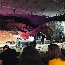 The Caverns Seating Chart The Cavern Picture Of The Caverns Pelham Tripadvisor