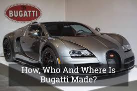 Bugatti calls it l'or blanc, or white gold. How Who And Where Is Bugatti Made Apr 2021