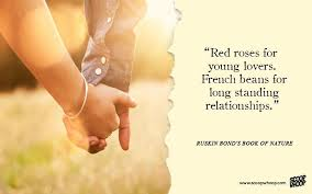 Bond Quotes Interesting 48 Moving Quotes By Ruskin Bond That Will Make You Fall In Love