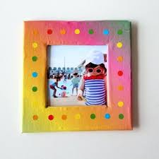 diy picture frame crafts how to make a quick photo frame home interior designers in kenya