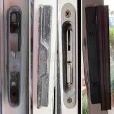 sliding door glass repair and patio door roller replacement sliding glass door locks