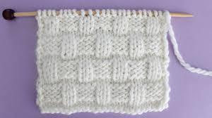 Knitting Charts Free Basket Weave Stitch Knitting Pattern Studio Knit