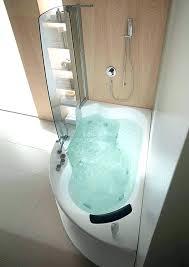 bath and shower combinations corner tub shower combo best bathtub ideas on bath whirlpool