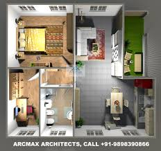 Marriage Home Design Plan Low Cost Housing Design Home Plans Arcmax Architects
