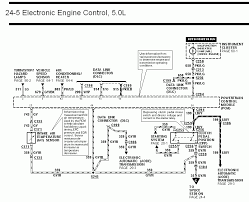 engine control diagram mustang fuse wiring diagrams 1994 mustang engine control