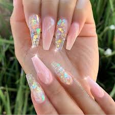 Pink Nail Designs 2019 24 Attractive Pink Nail Design Ideas In Summer 2019 Best