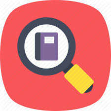 Image result for library search app icon