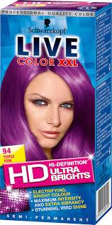 Beauty Schwarzkopf Live Colour Xxl Purple Justjadeblog