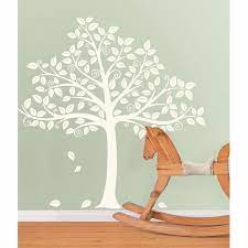 silhouette tree kit wall decals