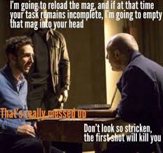 The Blacklist Couldn't Have Gotten A Better Actor For This Show Magnificent Aram Movie Quotes Images