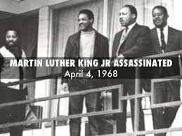 「1968 – Martin Luther King Jr. assassination」の画像検索結果