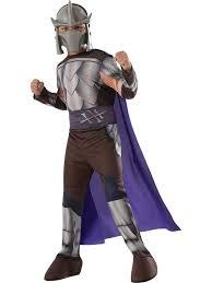 Shredder Licensed Ninja Turtles Costume