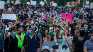 Protestors Urged to Wear Masks, Wash ...