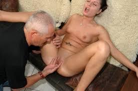 Men having sex with old women