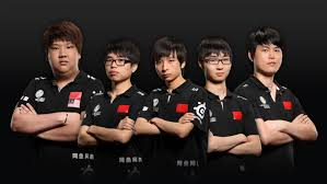chinese players call out international dota players china s the