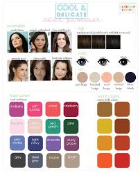 Colors With Dark Hair And Neutral
