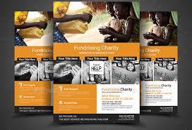 Fundraising Brochure Template Bowling Fundraiser Flyer Template Best