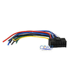 sony wiring harness car stereo 16 pin wire connector $2 39 picclick Sony Wiring Harness Diagram 16 pin replacement wire harness for car radio stereo audio sony headunit