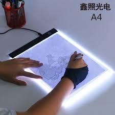 графический <b>планшет</b> для рисования A4 Светодиодный ...