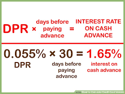 Credit Card Interest Calculator 5 Easy Ways To Calculate Credit Card Interest Wikihow